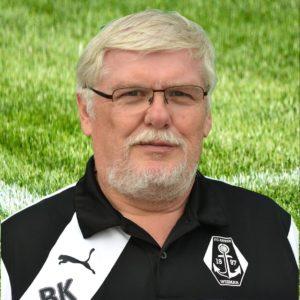 Mannschaftsbetreuer Bernhard Knothe