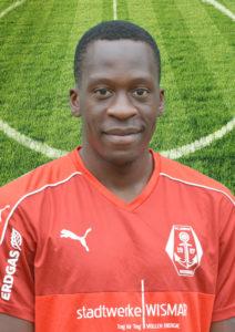 8 Kevin Mbengani