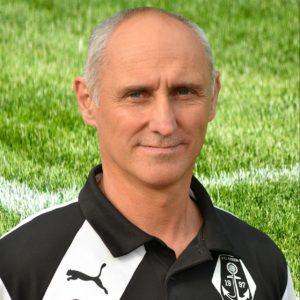 Co-Trainer Silvio Falk