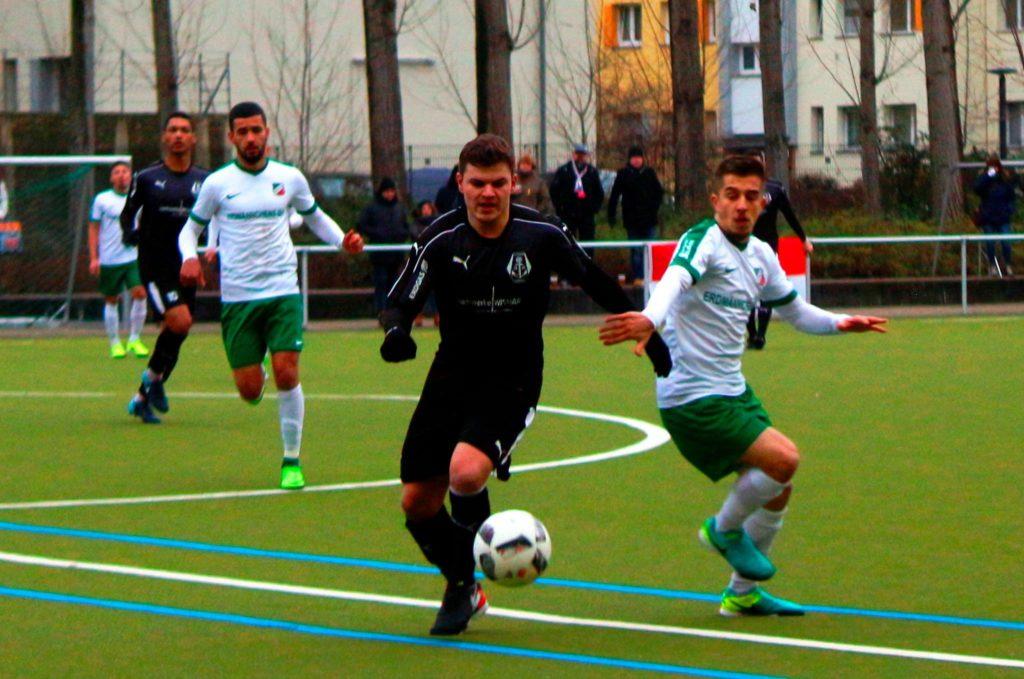 FC Anker beendete Punktspiele mit 2:1-Auswärtssieg in Charlottenburg