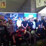 A-Junioren belegen 2. Platz bei Ruder-Challenge