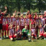 E1-Junioren gewinnen Kreispokal