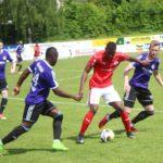 FC Anker verkaufte sich sehr gut, belohnte sich aber leider nicht