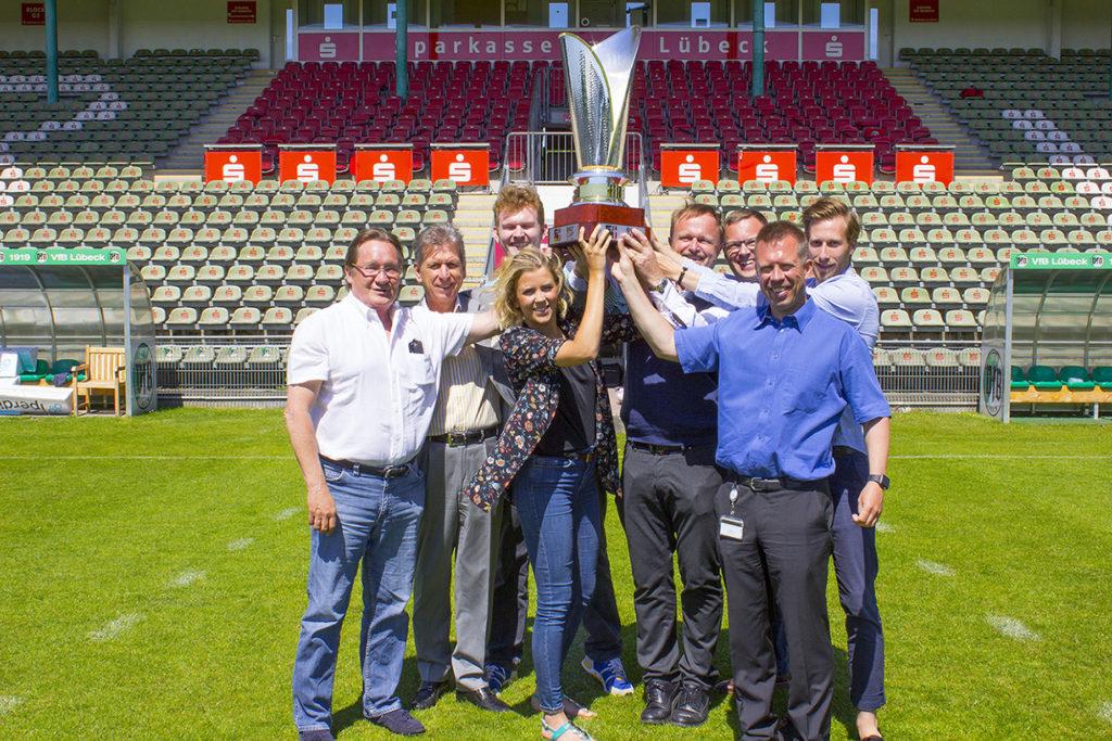 Informationen zum Belt-Cup in Lübeck